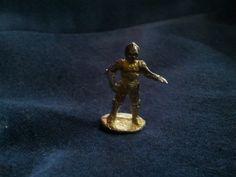 C-3PO Vintage Lead Figurine, 1-inch, 1987.