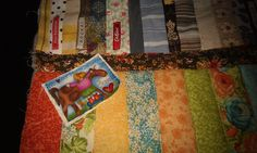 Postcard on a book quilt Book Quilt, Book Making, Kitchen Furniture, Cold, Quilts, Blanket, Books, Libros, Kitchen Units