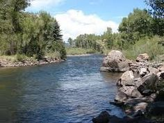 Conejos River, Aspen Glade Campground, Colorado. We love to camp there every summer.