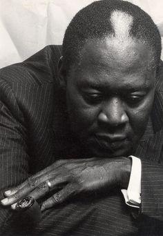 El pianista, cantante y compositor de Blues, Memphis Slim