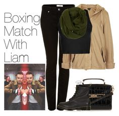 """""""Boxing mAtch With Liam"""" by onedirectionimagineoutfits99 ❤ liked on Polyvore featuring Topshop"""