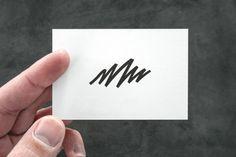 Logo for sound design agency Men At Work