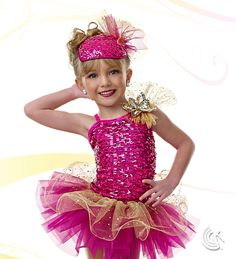 Curtain Call Costumes®   Start The Show Kids Or Baby Tap Dance Costume  Intro To