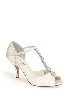 1b5fc22567ab36 Benjamin Adams London  Mia  Crystal Embellished Sandal Dorothy Shoes