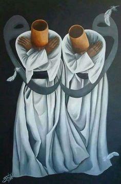 Sufi dancers