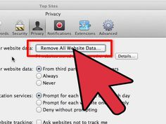 How to Delete Cookies on a Mac. This wikiHow teaches you how to delete your Mac's Safari, Chrome, and Firefox cookies. Cookies are temporary files related to sites that you've visited. Keep in mind that while clearing cookies from your. Mac Tips, All Website, Prompts, Letters, Teaching, Cookies, Crack Crackers, Biscuits, Letter