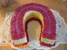 Sandwich Cake, Sandwiches, Japan Garden, Salty Cake, How To Make Bread, Charcuterie, Food Art, Food And Drink, Appetizers