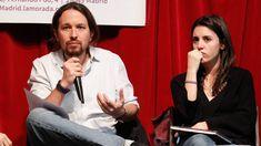 Foto: Pablo Iglesias e Irene Montero, en una imagen reciente.