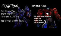 Transformers 2 I Love You Quote : ... Pinterest Optimus prime, Transformers and Transformers optimus prime