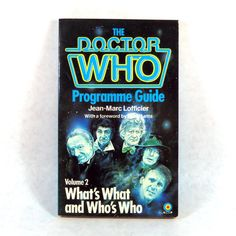 The Doctor Who Programme Guide Volume 2