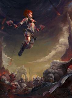 Dark Fantasy Art, Fantasy Kunst, Fantasy Rpg, Medieval Fantasy, Fantasy Girl, Fantasy Artwork, Fantasy Character Design, Character Concept, Character Inspiration