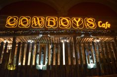 Thank You Mates!Come in again with your fifties and enjoy new shows every time...Visit us at www.cowboyscafein.com