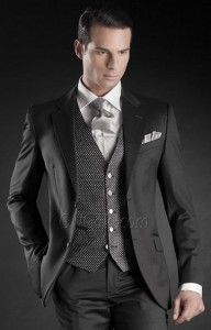 Traje de novio, foto 966 Colección Gentleman