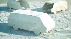 paper folding C4D on Vimeo