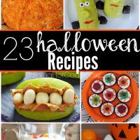 Submitted By:  Raining Hot Coupons Click on the link below for the 23 Halloween Recipes!   23 Halloween Recipes
