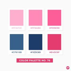 Color Palette No. 76 Color Palette No. Colour Pallette, Color Palate, Colour Schemes, Colores Hex, Color Harmony, Good Notes, Web Design, Colour Board, Color Swatches