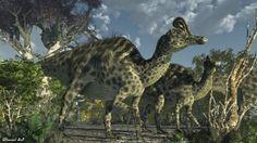 Velafrons - DinoRaul - Prehistoric life