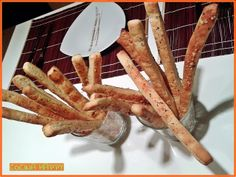 PIZZA-STICKS DE GRANA PADANO