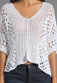 Resultado de imagen para boho tunic crochet pattern