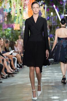 Christian Dior Spring 2014 Ready-to-Wear Fashion Show - Kate Goodling