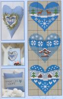 Gallery.ru / Фото #46 - Country-Hearts Wiehnachten - Auroraten