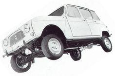Renault 4 Sinpar
