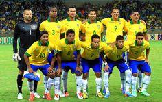 Brazil national team - Apr/2013