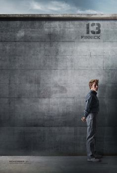 From the shores of District 4 to District 13 - Finnick Odair. #OurLeaderTheMockingjay