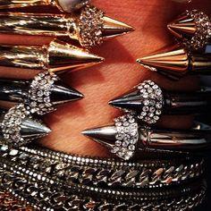 Vita Fede Titan bracelets. Love!