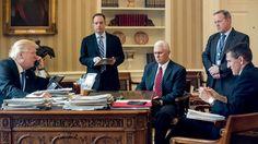 Zurückgetreten - oder gefeuert?: Trump wusste von Flynns Moskau-Telefonat