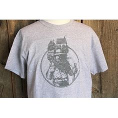 TAH T-Shirt: Backpacker