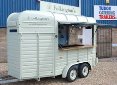 Catering Horse Box Conversion