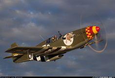 North American P-51B Mustang N515ZB / 324823/0 (cn 104-25866) mfr 1944