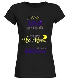 """# Witches Black Cats Moon Halloween Fun October Fall Shirt .  Special Offer, not available in shops      Comes in a variety of styles and colours      Buy yours now before it is too late!      Secured payment via Visa / Mastercard / Amex / PayPal      How to place an order            Choose the model from the drop-down menu      Click on """"Buy it now""""      Choose the size and the quantity      Add your delivery address and bank details      And that's it!      Tags: If you or your kids love…"""