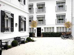 Heidelberg Suites Boutique Hotel in Heidelberg, Germany.  #SLH #SmallLuxuryHotels