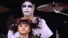 BABYMETAL MOAちゃんの「KARATE」 Live compilation
