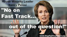 www.StopFastTrackNow.org