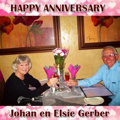 Thanks to Johan en Elsie Gerber for choosing us as your #venue of choice to #celebrate your #anniversary.   Visit our website for more information, link in bio.