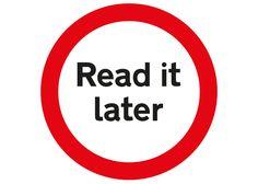 Design Museum celebrates 50 years of British road signage