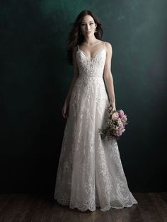 Wedding Dress by Allure Couture - Search our photo gallery for pictures of wedding dresses by Allure Couture. Find the perfect dress with recent Allure Couture photos. Allure Couture, Bridal Dresses, Wedding Gowns, Bridesmaid Dresses, Wedding Venues, Wedding Ideas, Lace Wedding, Prom Dresses, Dresses 2014