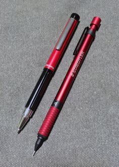 Temple Drawing, Tokyu Hands, Art Supplies, Office Supplies, Luxury Pens, Candy Red, Pens And Pencils, Stationery Pens, Best Pens