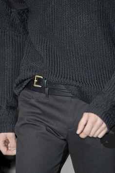 Gucci Men's Details S/S '13