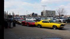 Photos de voitures credit #marielauzon #leelooart #ford #fordmustang endroit: #le20 #centrelaval