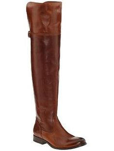 Frye Melissa Over-the-Knee boots (on my wish list)