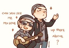 Hollywood Undead❤️ Chibi so kawaii Song: I'll be there