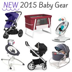 Mark your calendars: New 2015 baby gear - Savvy Sassy Moms