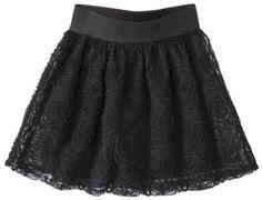 #Target                   #Skirt                    #Xhilaration� #Juniors #Rose #Tulle #Skirt #Black   Xhilaration� Juniors Rose Tulle Skirt - Black                                 http://www.seapai.com/product.aspx?PID=903364