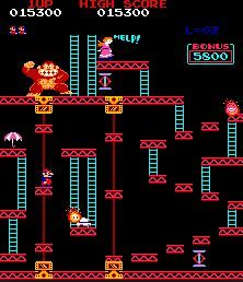 Donkey Kong...another great video game I enjoyed!