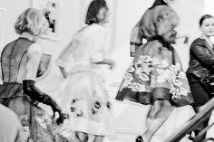 Behind The Runway: Vogue's View via Haute Design