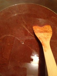 Enchilada sauce made from scratch ALWAYS beats that from a can. However, this is about eas